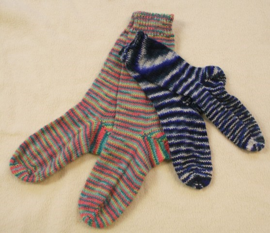 Sock Knitting Workshop