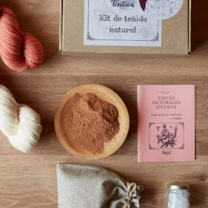 Tintica Natural Dyeing Kit 1 Skein